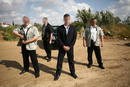 Israeli Security Company | Bodyguards | Security Training
