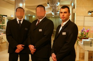 B.T.S. Security Company - Body Guards