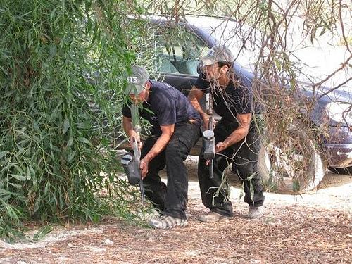 Beni Tal - Evacuating an Urban Park