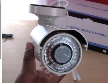 בני טל - מצלמת אבטחה