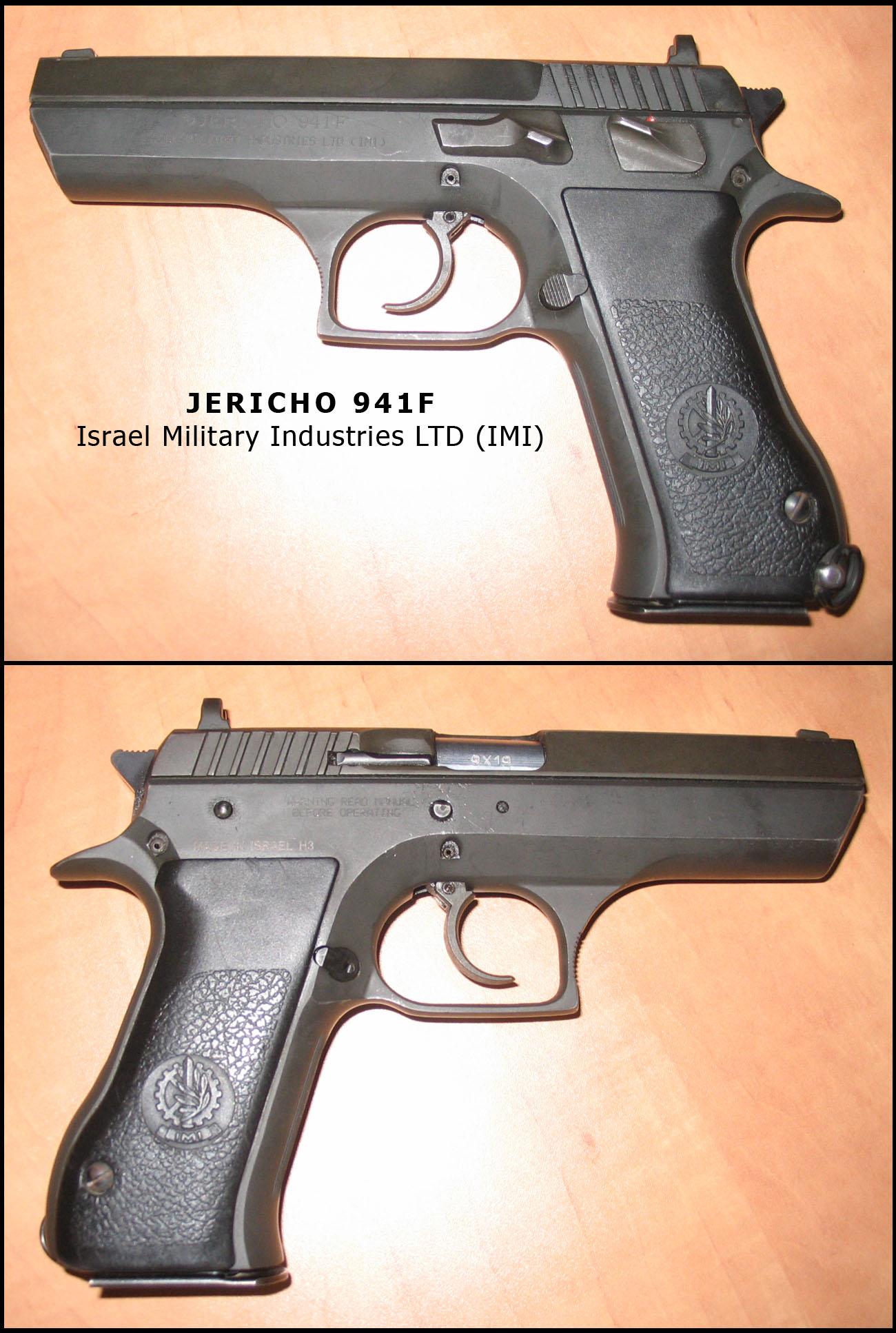 בני טל - דוגמה לאקדח יריחו
