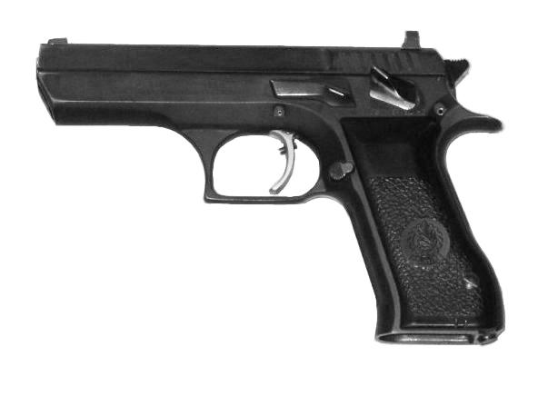 בני טל - בחירת אקדח