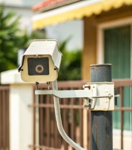 מצלמת אבטחה. תסייע לכם באבטחת אירועים